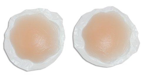 Silikon Brustwarzenabdeckung - 3 Pairs : 2 pairs runde und ein pair blumenförmige - INTERCHARMS©