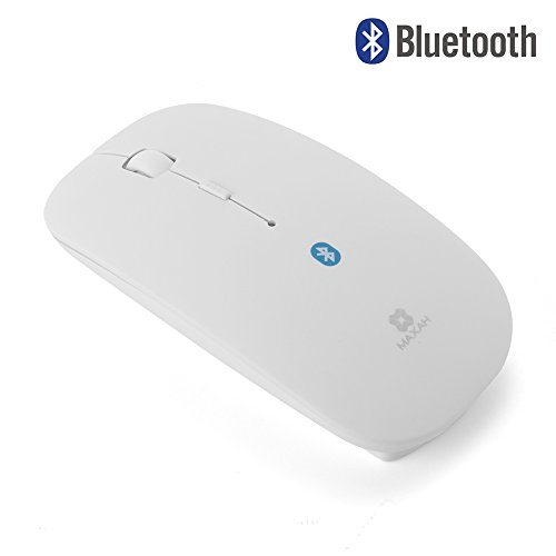 maxahr-30-bluetooth-wireless-mouse-mouse-silenzioso-ultrasottile-mouse-ottico-senza-fili-apple-mouse