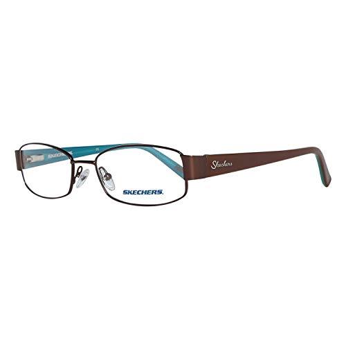 Preisvergleich Produktbild SKECHERS Brillengestell SK 2083 Mattbraun 51MM
