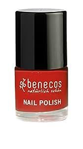 Benecos Vernis à ongles rouge 9ml