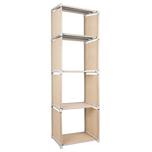 Azadx 4 Cube Bookcase