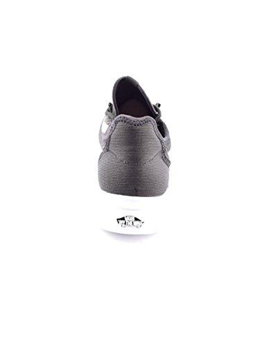 Vans Cerus Lite, Sneaker Uomo Nero ((mesh) Black / White Isj)