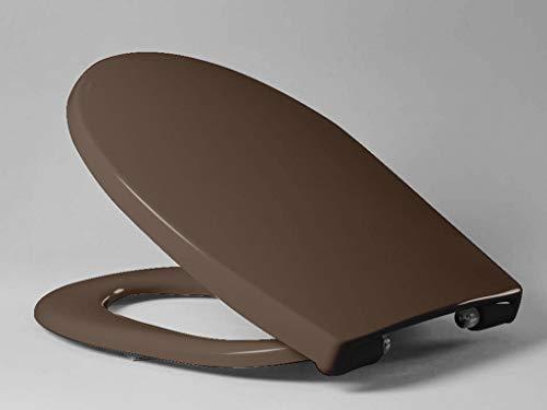 C4302G; 519740; adatto a V/&B Subway I bianco Omnia Architectura Sunberry cerniera tasselli ribaltabili Haro Tube/Sedile WC SoftClose Premium