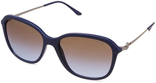 Vogue Gradient Square Women's Sunglasses - (0VO5146II23824858|58|Azure Grad Pink Grad Brown Color) image