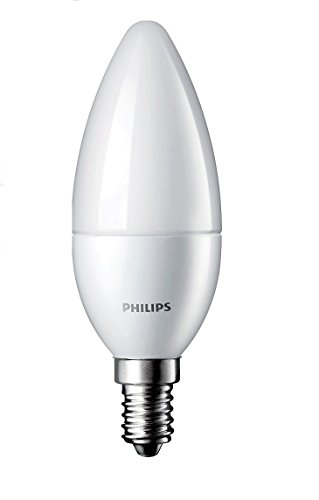 Philips E14 2.7-Watt LED Candle Bulb (Cool Day Light and Pack of 1)
