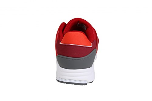 adidas EQT Support RF, Scarpe da Fitness Uomo power red-footwear white-collegiate burgundy