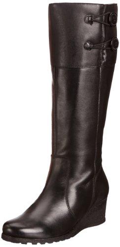 Lotus Bellano Wedge Heel, Women's Boots, Black, 7 UK