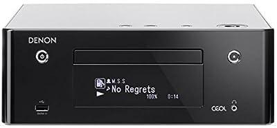 Denon RCD-N9 Sintoamplificatore con Lettore CD, Nero in offerta su Polaris Audio Hi Fi