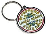 Porte-clefs The Beatles Sgt Pepper (produit sous licence officielle)