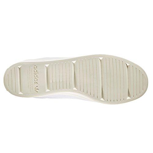 adidas original Court Vantage Blanc et Marine. Chaussures homme. Tennis classique. Sneakers White/Collegiate Navy