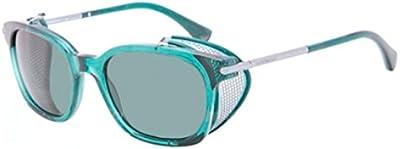 EMPORIO ARMANI 4028Z 520671-520671 (52 mm), Gafas De Sol para Hombre, Verde (Grün), Talla Única (Talla del Fabricante: One Size)