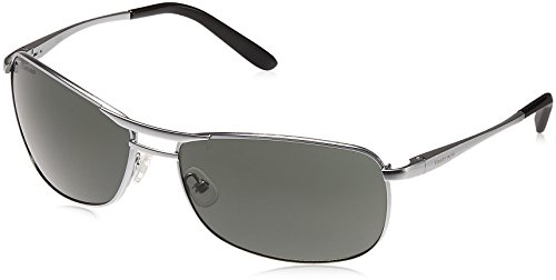 Fastrack Semi-Rimless Sunglasses M032GR3((M032GR3)  available at amazon for Rs.1295