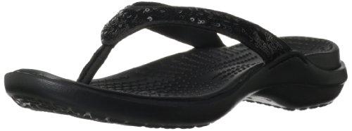 Crocs Capri Sequin Flip-Flop Crocs Capri Sandal