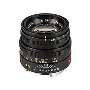 Leica 11826 Summicron M / f/2.0 (1:2) / 50mm