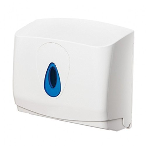 New Smaller Sized Paper Hand Towel Dispenser. Best Price C-Fold and Z- Fold Paper Hand Towel Dispenser by PBS Medicare