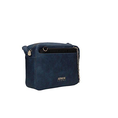 Armani Jeans 922303 Borsa a tracolla Donna BLU OCEANO