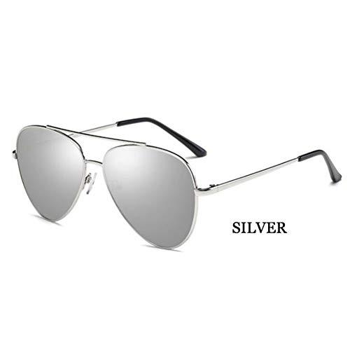 ZRTYJ Sonnenbrillen Hot Pink Elastische Unterstützung Frauen Sonnenbrille Unisex Polarisierte Legierung Spiegel Starke Brille Männer Fahren