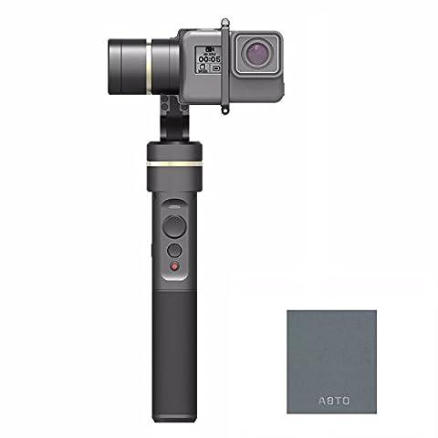 szabto Feiyu G5SPORTLICHE 3-eje Hand Gimbal Kamera-Stabilisator für GOPRO HERO 5/4/3Yi Cam (Crane Cams Cam)