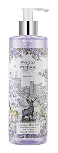 Woods of Windsor Lavendel Feuchtigkeits Hand Wash 350ml -