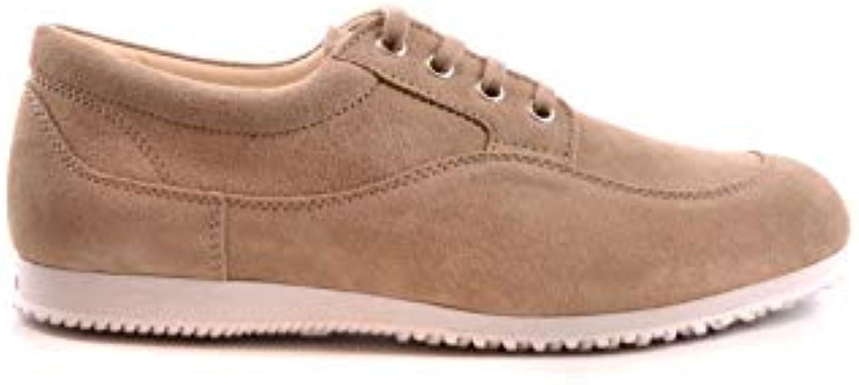 Gentiluomo Signora Hogan scarpe da ginnastica Uomo MCBI25561 Camoscio Beige Vendita calda Imballaggio elegante e robusto Besteseller   Negozio    Scolaro/Ragazze Scarpa