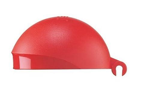Sigg Verschlusskappe ABT Dust Cap Carded, Rot, 8087.40