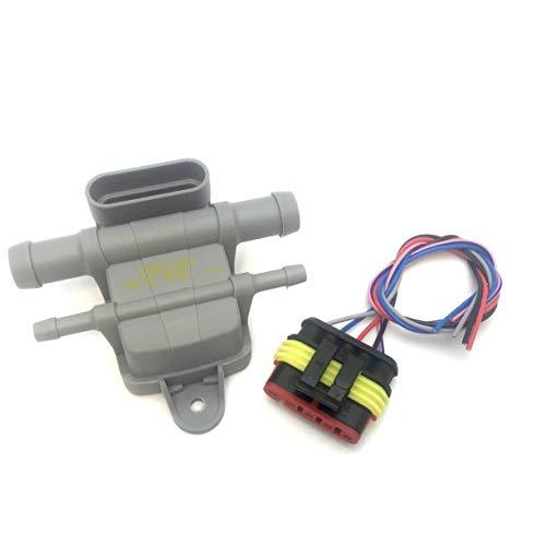 KME Diego MAP Sensor PS-CCT6 Drucksensor LPG GPL CCT-6 mit Kabelsatz und A-Plan