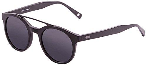 Ocean Sunglasses Tiburon, Occhiali da Sole, Colore: Nero Opaco/Fumé Lenti