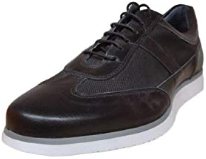VALLEverde Scarpe Uomo scarpe scarpe scarpe da ginnastica Pelle Nera 19831-NERO | a prezzi accessibili  7e9e60