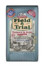 Dry Dog Food - Field & Trial Turkey & Rice +joint Aid For Dogs 15kg