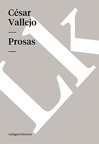 Prosas por César Vallejo