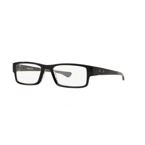 Oakley - AIRDROP OX 8046, Rechteckig, Propionat, Herrenbrillen, GREEN QUARTZ(8046-05), 55/18/143