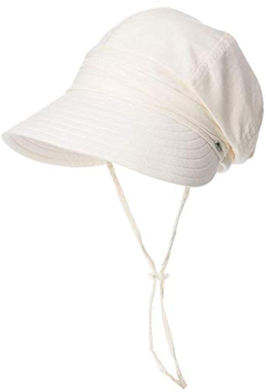 Oudan Cappello da Sole da Estivo da Donna Casual Cappello da Sole Sole  Cappello Pieghevole da Sole da Sole Cappello Anti-UV... Parent b608ec 0e44ffe19340