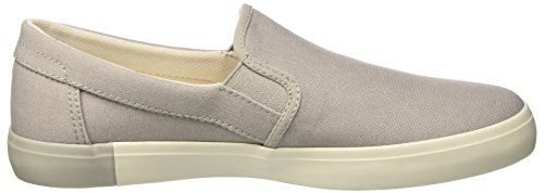 Timberland Newport Bay Plainflint Grey Canvas, Sneakers Basses Homme Gris (Flint Grey Canvas)