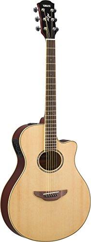 Yamaha apx600na apx600Thinline guitarra electroacústica, Natural