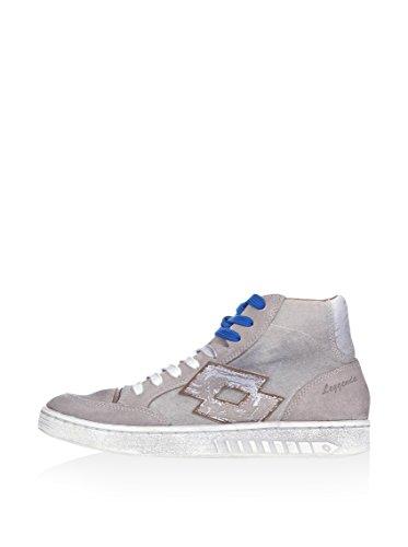 Lotto Leggenda Sneaker Alta Dino IV Cvs Grigio EU 45