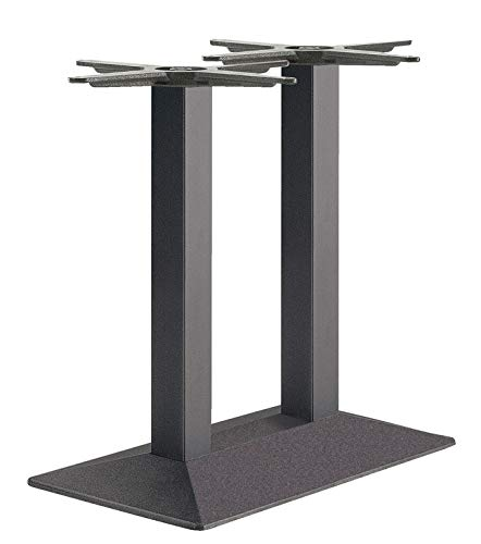 Gedotec ZES 705 - Soporte de mesa para muebles, altura regulable, altura...