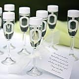 72 flute per champagne usa & getta, per cerimonie, feste & eventi
