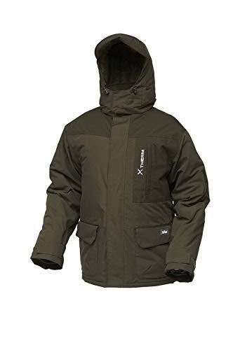 Dam Xtherm Winter Suit, 2-teiliger Deluxe-Thermoanzug und Kälteschutz in den Größen M-3XL, wasserdicht (8000mm Wassersäule), 100{7ed51c2419ff4596fd12a2cd3488bf98b31e2f12d87924df7fae219334f3a754} Polyester (Größe XL)