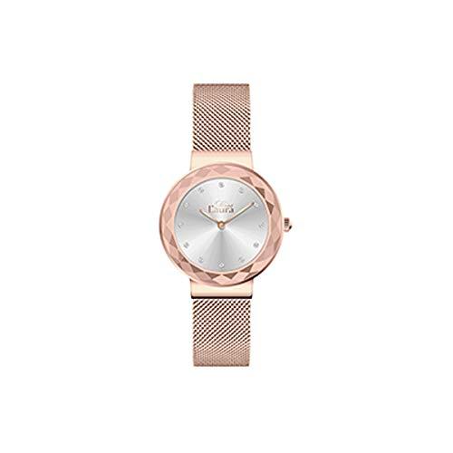 Orologio da polso donna MISS LAURA LOTUS in acciaio oro rosa MLWLOT535