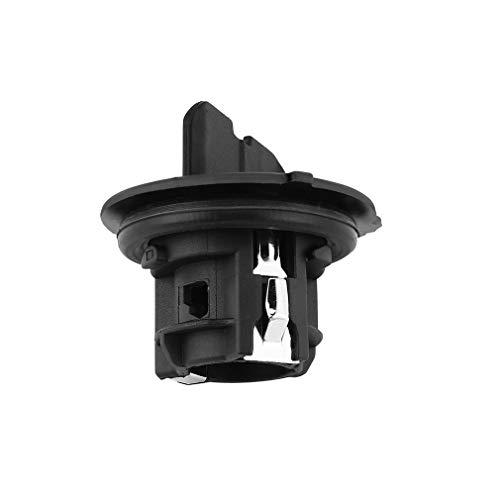 Leoboone New Auto Blinker Lampenfassung Adapter Auto Licht Umwandlung konvertieren Basis Fit für Peugeot 207, 307, 407, 807 -