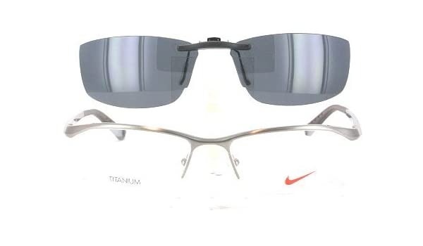7d1a6bc8c7a7 NIKE 6037-53X17 POLARIZED CLIP-ON SUNGLASSES (Frame NOT Included)   Amazon.co.uk  Health   Personal Care
