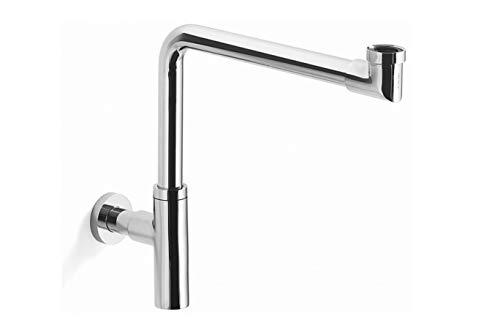 Design RAUMSPARSIPHON passend für Alpenemaille® Waschbecken/Ablaufgarnituren (Geschichte Passenden)