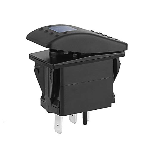 1 UNIDS Coche Barco Luz Interruptor palanca 3pin Impermeable
