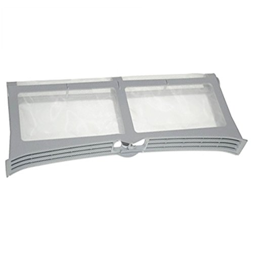 Spares2go pantalla pelusa/filtro pelusas jaula Teka