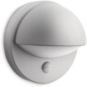 Philips June Outdoor Wall Light Grey Amazon Co Uk