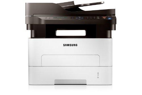 Laser-drucker-scanner Monochrom (Samsung SL-M2675FN/SEE Monochrome Laserdrucker (26Seiten pro Minute, A4))