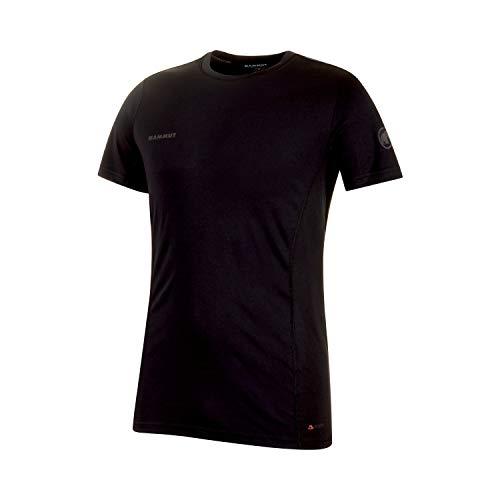 Mammut Sertig Camiseta, Hombre, Negro, Large