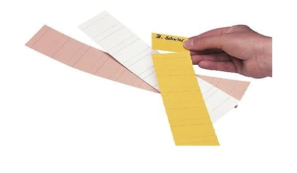 Ultradex Steckkarten f/ür Planrecord//140608 6cm wei/ß Karton 190 g//qm Inh.90