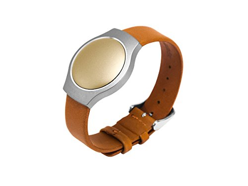 Nike-monitor-armband (Misfit Wearables Erwachsene Actitity Tracker Leather Sports Band Shine Watch Strap, Tan, SB0D0)