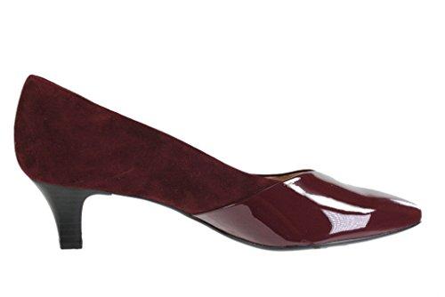 Peter Kaiser 41875 703, Bordeaux Chaussures À Talons Hauts Pour Femme